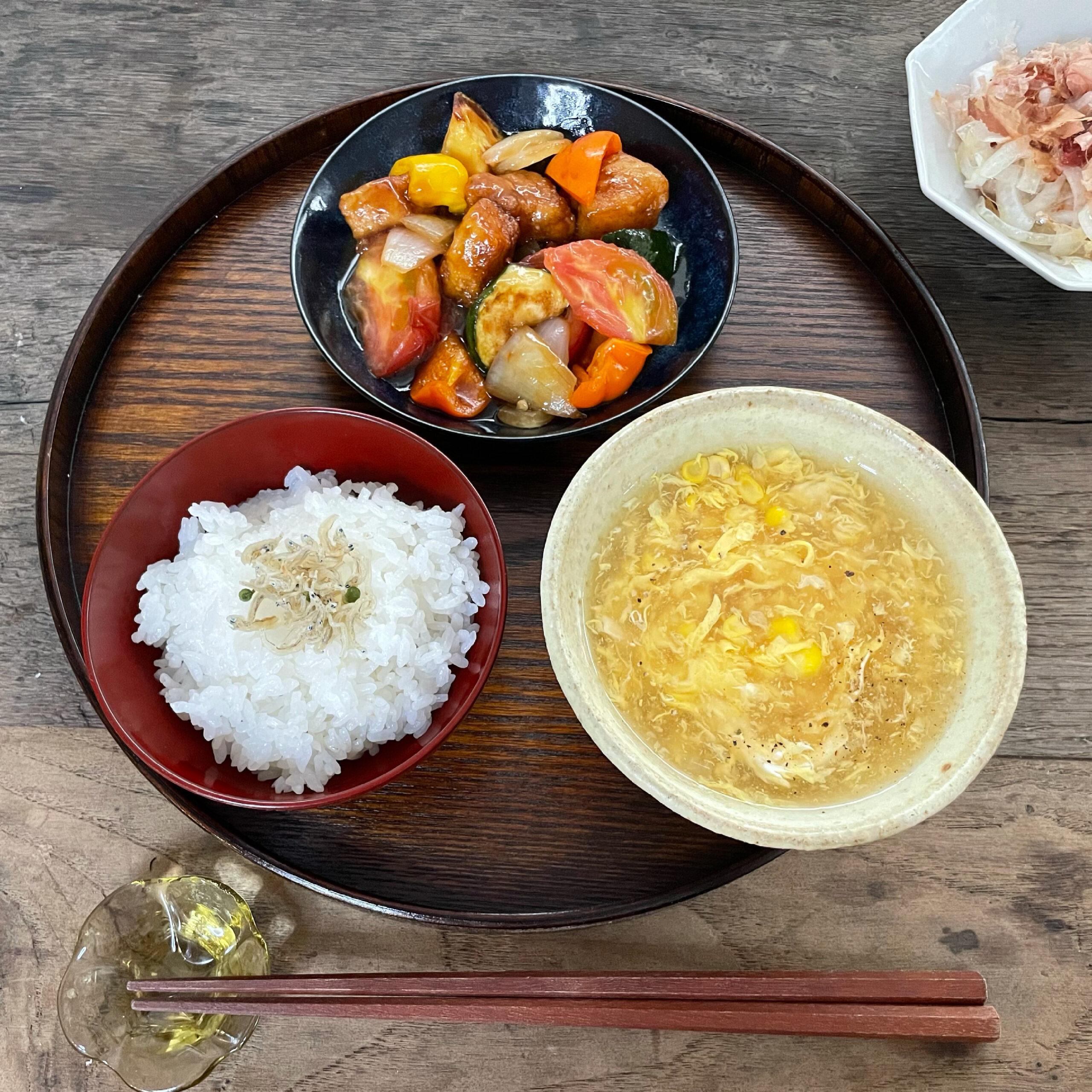 四季を味わうおだしの料理教室 online